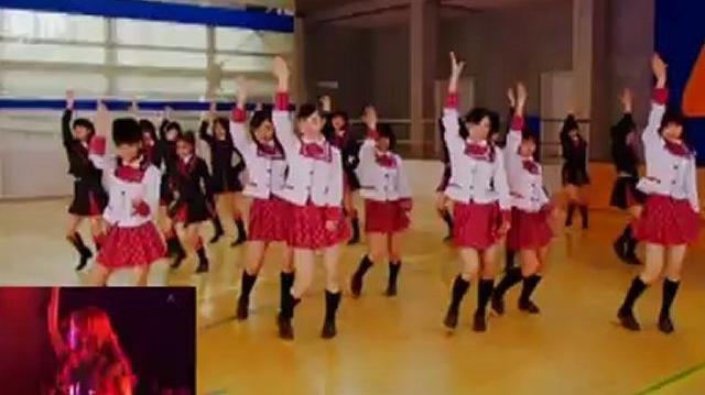 PV AKB48 - Skirt Hirari (english sub