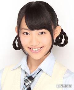 NMB48 ShimazakiMomoka 2013