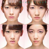 AKB48 - Green Flash Type A Reg