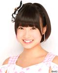HKT48 Tomonaga Mio 2014