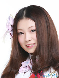 SNH48 ZhouQiuJun 2014