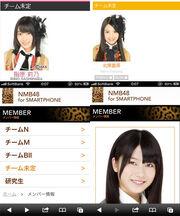 AKB48 TeamUnknown NotYet