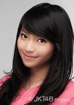 JKT48 Shania Gracia 2014