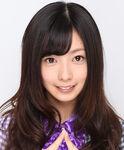 N46 Saito Yuri Guru Guru Curtain