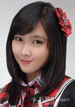JKT48 Rezky Wiranti Dhike 2014