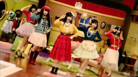「水曜日のアリス」MV AKB48 公式
