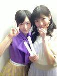 Mayuzaka46 WatanabeMayu IkomaRina