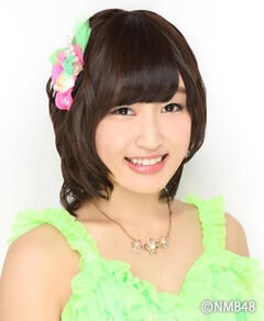 NMB48 Kamieda Emika 2015
