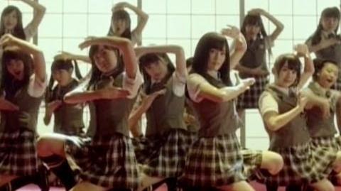 【MV】絶滅黒髪少女 NMB48 公式 (FULL ver