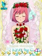 GALAXY CINDERELLA OF WEDDING DRESS NAGISA
