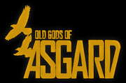 Old Gods of Asgard logo