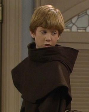 Brian as Friar Tuck