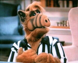 Alf-referee