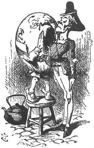 Dumptyrecitation tenniel