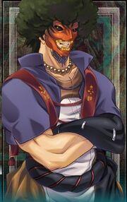 Daiakuji - Yume's Manservant