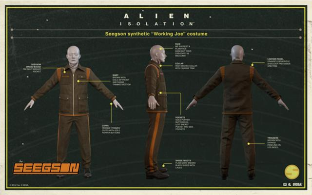 Android vs alien - 4 3