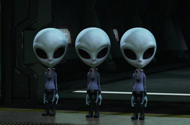 reed alien video
