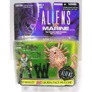 Aliens O'Malley VS Queen