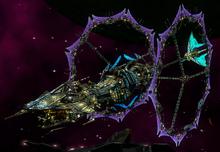 Darkstar One - Arrack trade station