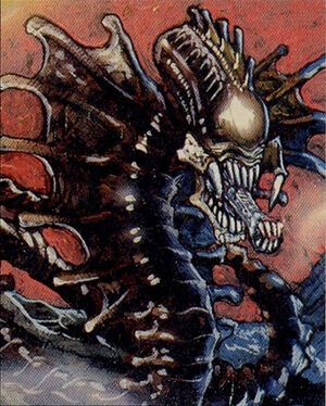 Snake Alien