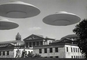 FlyingSaucers