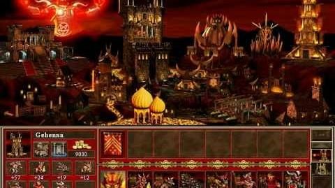 Heroes of Might and Magic III Inferno theme by Paul Romero