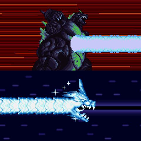 File:Super Godzilla uses his Nova Beam..png