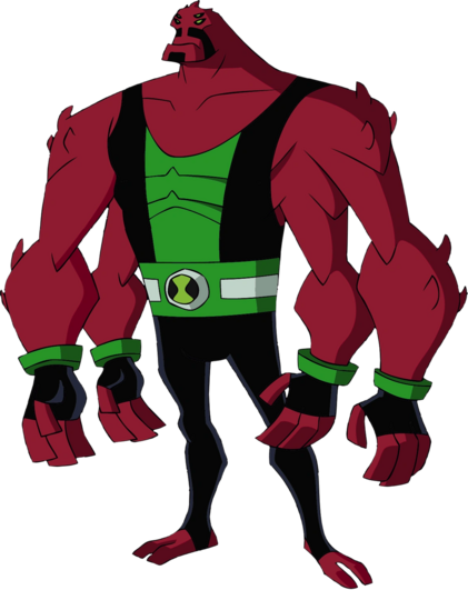 File:16 year old Four Arms (Omniverse).PNG