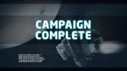 Campaign complete