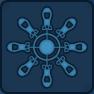 Smart bomb icon