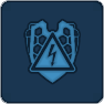 Electric armor icon