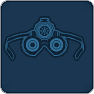 Nightvision goggles icon