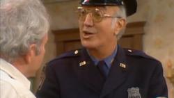 Sgt. Gorsky arrests Archie