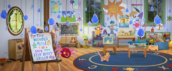 Image - Wonder Pets Background.jpg | All Star Smashers Wiki | Fandom ... Sabrina The Animated Series Sabrina