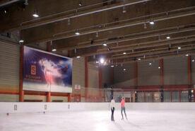 Steinkamp Sport und Wellness Eishalle