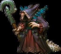 Warlock concept