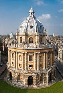 220px-Radcliffe Camera, Oxford - Oct 2006