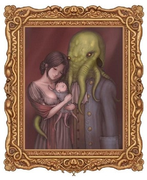 Did You Just Romance Cthulu 9226