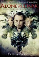Alone in the Dark movie cover dx