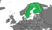 Location of Swedish Empire (Nuclear Apocalypse)