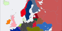 Aftermath of World War I (Central Victory)