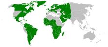 Großdeutsches Reich map