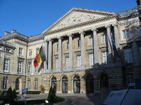 Belgican parliament