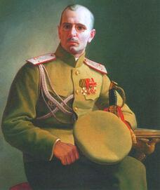 Mikhail G. Drozdovsky
