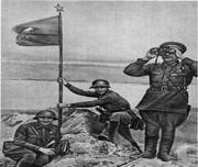 Soviet soldiers at khasan