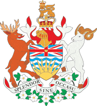 File:Coat of Arms of British Columbia.png
