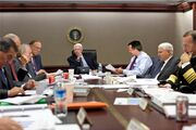 McCain Situation Room Afghanistan Strategy Meeting