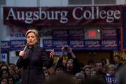 Hillary Clinton Feb 3 2008