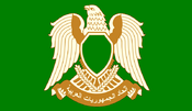 Libyan Eagle Flag