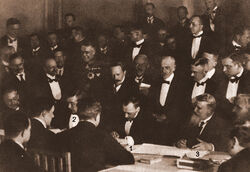 Brest-litovsk treaty